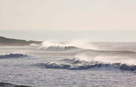 Green Rooms Croyde B&B Croyde Bay surfer