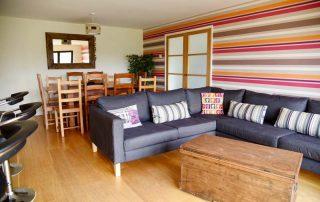 Green Rooms livingroom