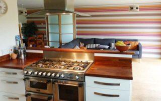 Green Rooms kitchen diner